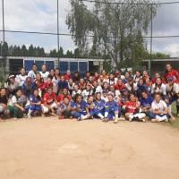 Atletas Convocadas para o V Campeonato Sul-americano Sub15