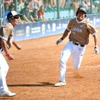 Back-to-Back inside the park home run garante vitória do Japão contra a Nova Zelândia