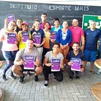 Areninha do Castelão recebe curso de Capacitação em Softbol