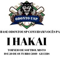 [CONVITE] Torneio I HAKAI de Softbol Misto