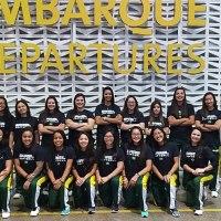Seleção brasileira embarca rumo ao XIV Campeonato Sul-americano Adulto