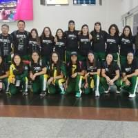 Brasil estreia do XIV Sul-americano