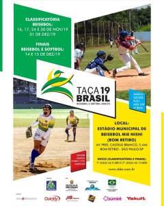 Taça Brasil de Softbol 2019