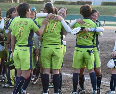 Japan Softball League 2019