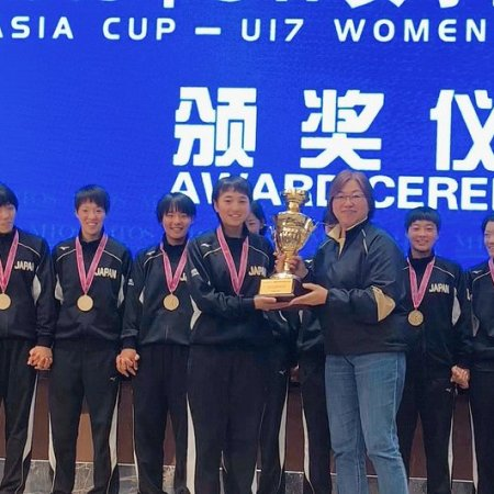 Asia Cup Sub17 2019
