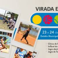 Softbol e beisebol estão presentes na Virada Esportiva 2019