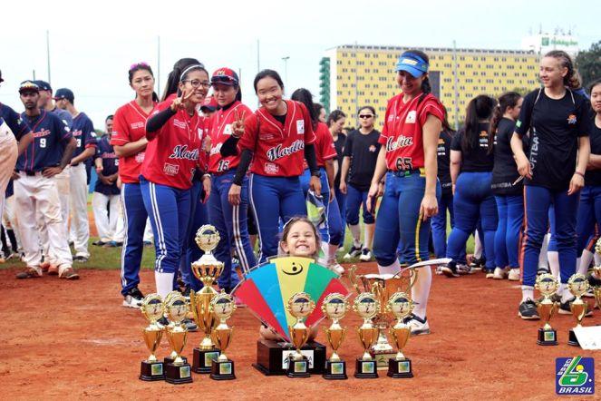 II Copa Brasil de Softbol
