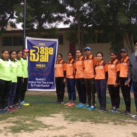 Baseball5 na Índia