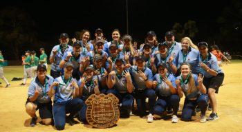 2020 Open Australia Wome´s Softball