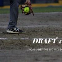 Draft Softbol Brasil 2020