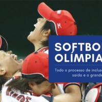 [Especial] Softbol nos Jogos Olímpicos