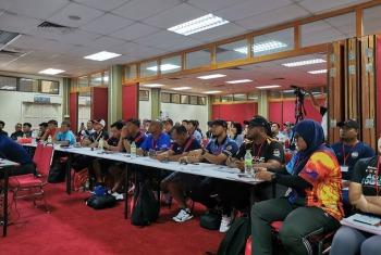 1º Seminário Asiático de Certificação de Técnicos