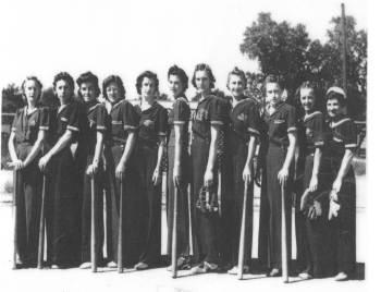 Softbol em 1940