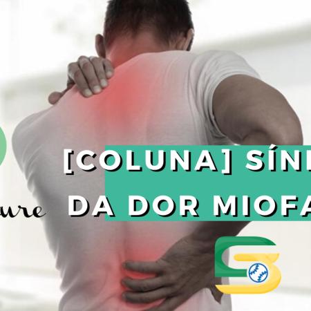 COluna Sindrome Dor Miofascial