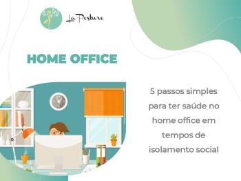 EBOOK LA POSTURE - HOME OFFICE