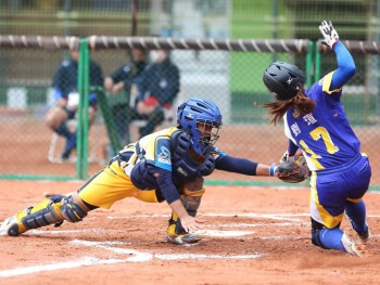 TPWSL – Taiwan Professional Women´s Softball League