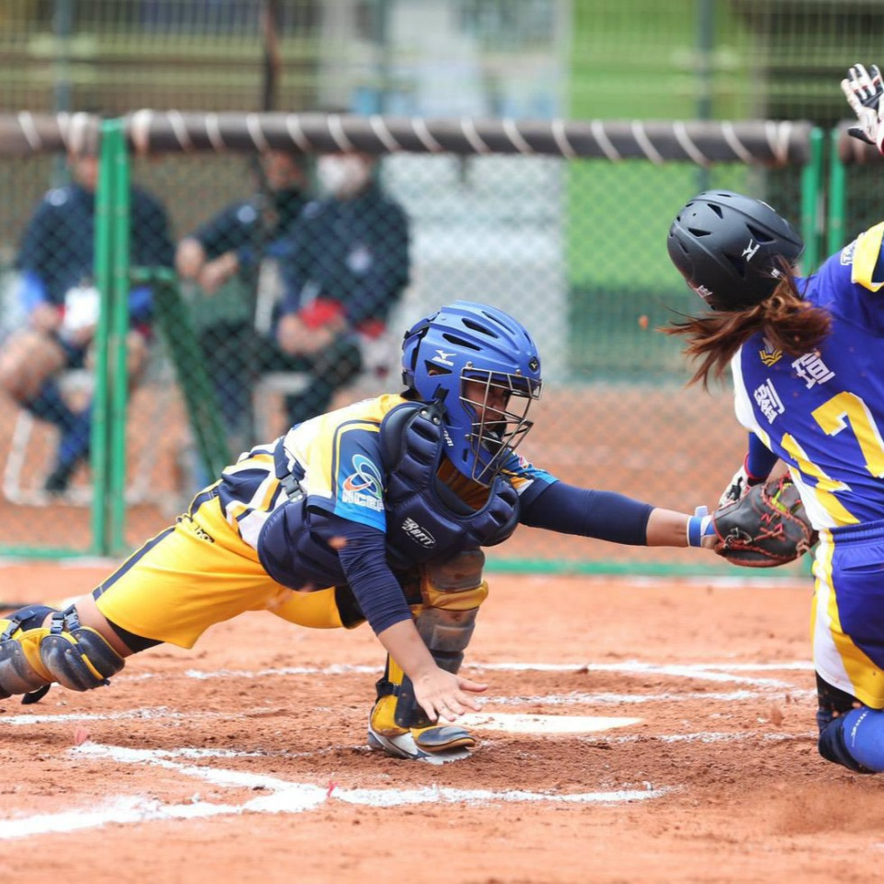 TPWSL – Taiwan Professional Women´s Softball League