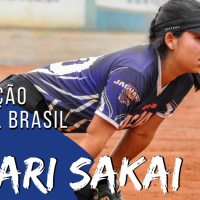 """Yukari Sakai se junta o lineup do """"Escalação Softbol Brasil"""""""
