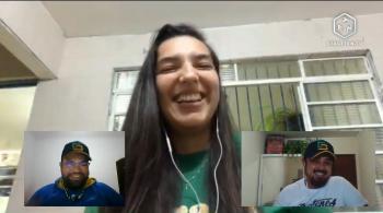 Escalação Softbol Brasil - Mariana Ribeiro