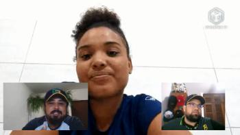 Escalação Softbol Brasil - Ana Cobas