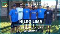 Hildo Lima na Argentina