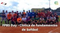 FPBS Day - Clínica de fundamentos de Softbol