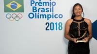 Prêmio Brasil Olímpico 2018 - Fernanda Missaki