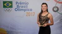 Prêmio Brasil Olímpico 2017 - Ayumi Shiroma