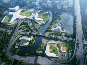 Projeto Estádios China