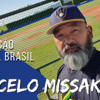 """Indião Missaki é o técnico do """"Escalação Softbol Brasil"""""""