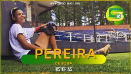 Capa HISTÓRIAS - Débora Pereira