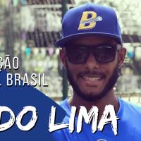 """Hildo Lima é o arremessador do """"Escalação Softbol Brasil"""""""