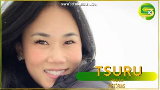 Capa [Histórias] Paula Tsuru