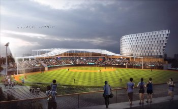 Estádio Asian Games 2022