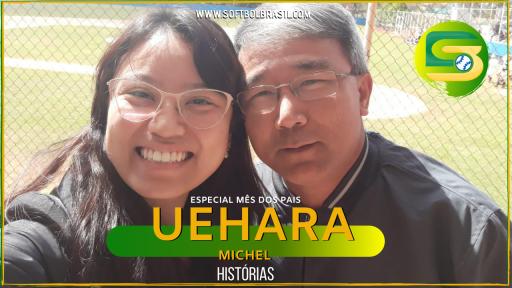 Capa Histórias - MIchel Uehara (Especial dia dos Pais)
