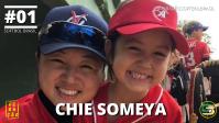 Geração Softbol Brasil - Chie Someya