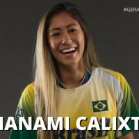 """Manami Calixto foi a convidada desta semana do """"Geração Softbol Brasil"""""""