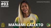 Geração Softbol Brasil - Manami Calixto