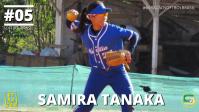 Geração Softbol Brasil - Samira Tanaka