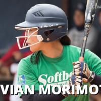 """Vivian Morimoto foi a 8ª participante do """"Geração Softbol Brasil"""""""