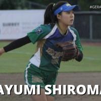 """Ayumi Shiroma foi a convidada do 9º """"Geração Softbol Brasil"""""""