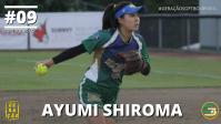 Geração Softbol Brasil - Ayumi Shiroma